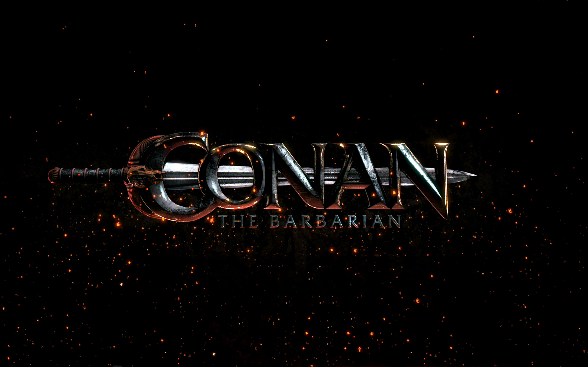 Conan the barbarian wallpapers wallpapersafari for Exclusive 3d wallpaper