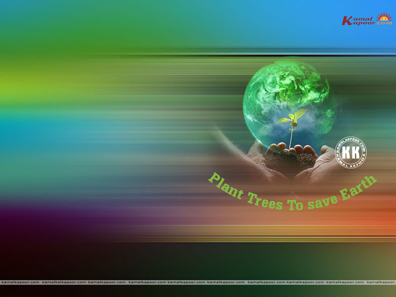 Save Earth Desktop Pictures Go Green Wallpapers My Earth 800x600