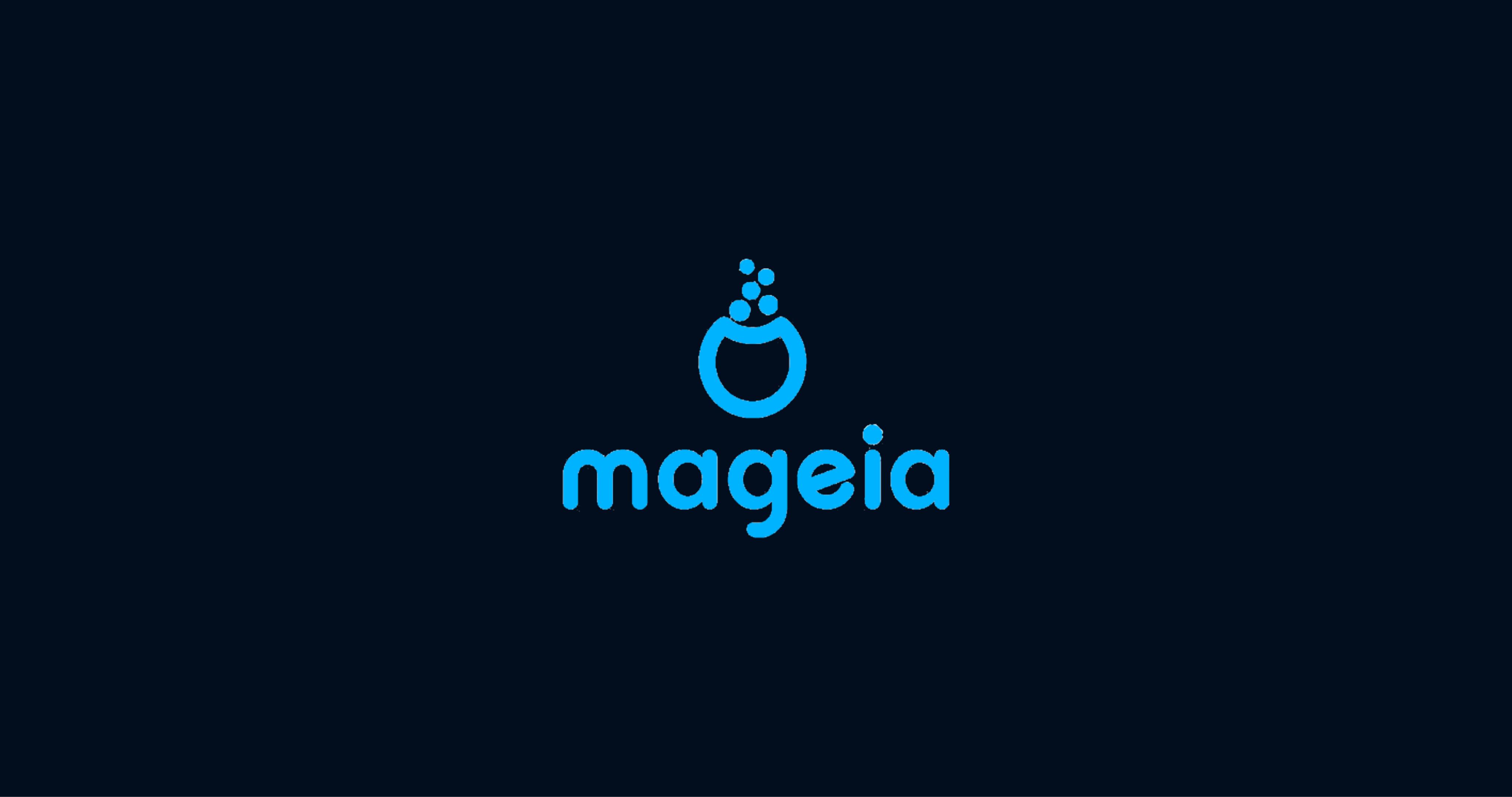 Mageia Dark Blue Wallpaper   plingcom 4096x2161
