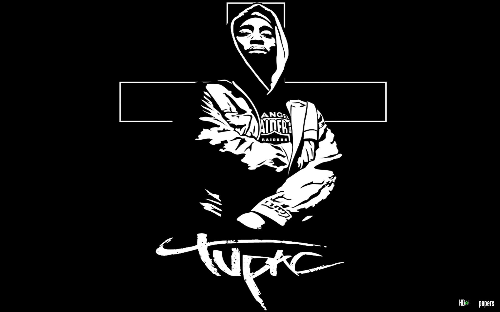 Tupac HD 9 Rap Wallpapers 1920x1200