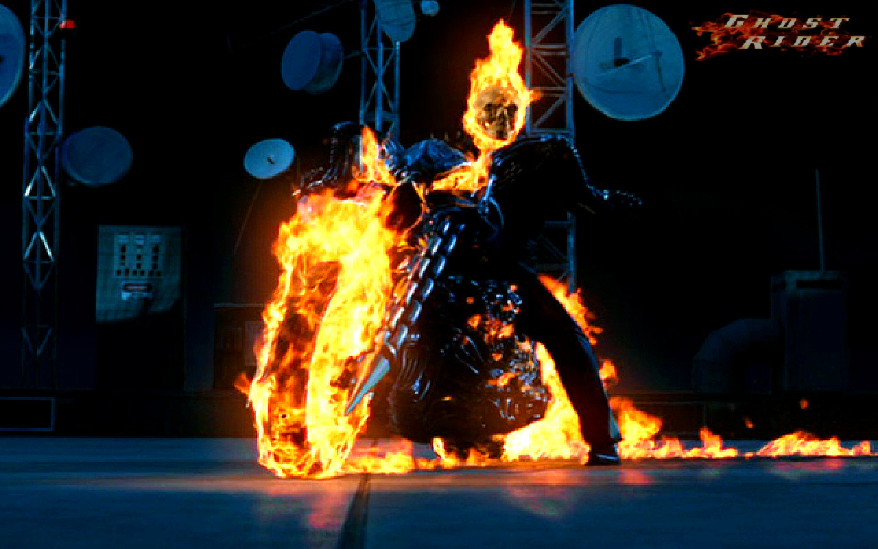 Ghost rider wallpapers ghost rider wallpaper 1280x800