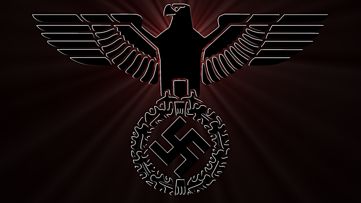 Eagle of National Socialism by William of Orange 1366x768