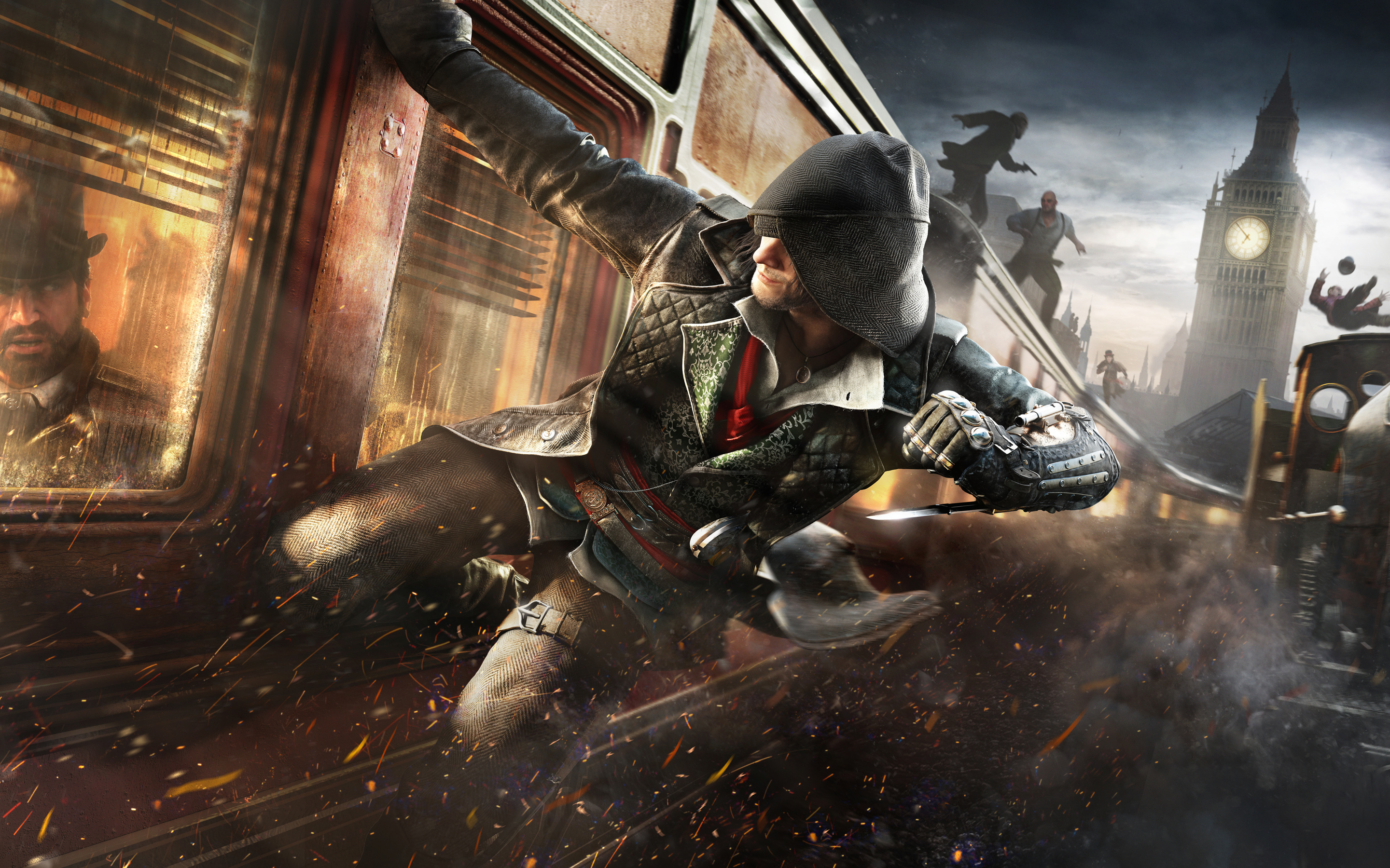 Assassins Creed Syndicate HD wallpapers download 2880x1800
