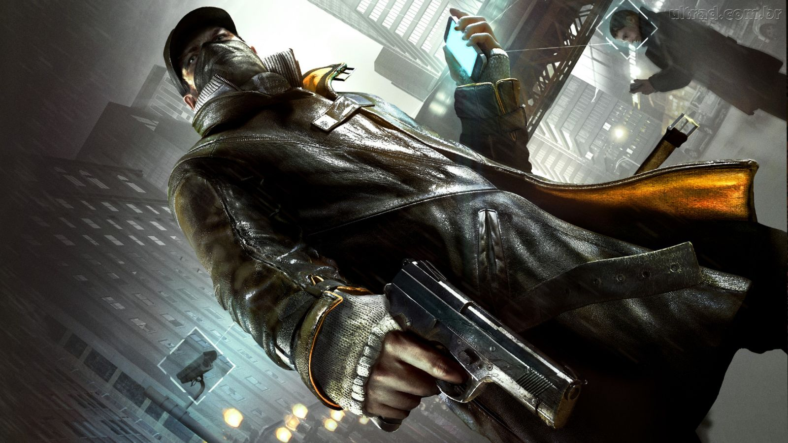 Watch Dogs   Fps