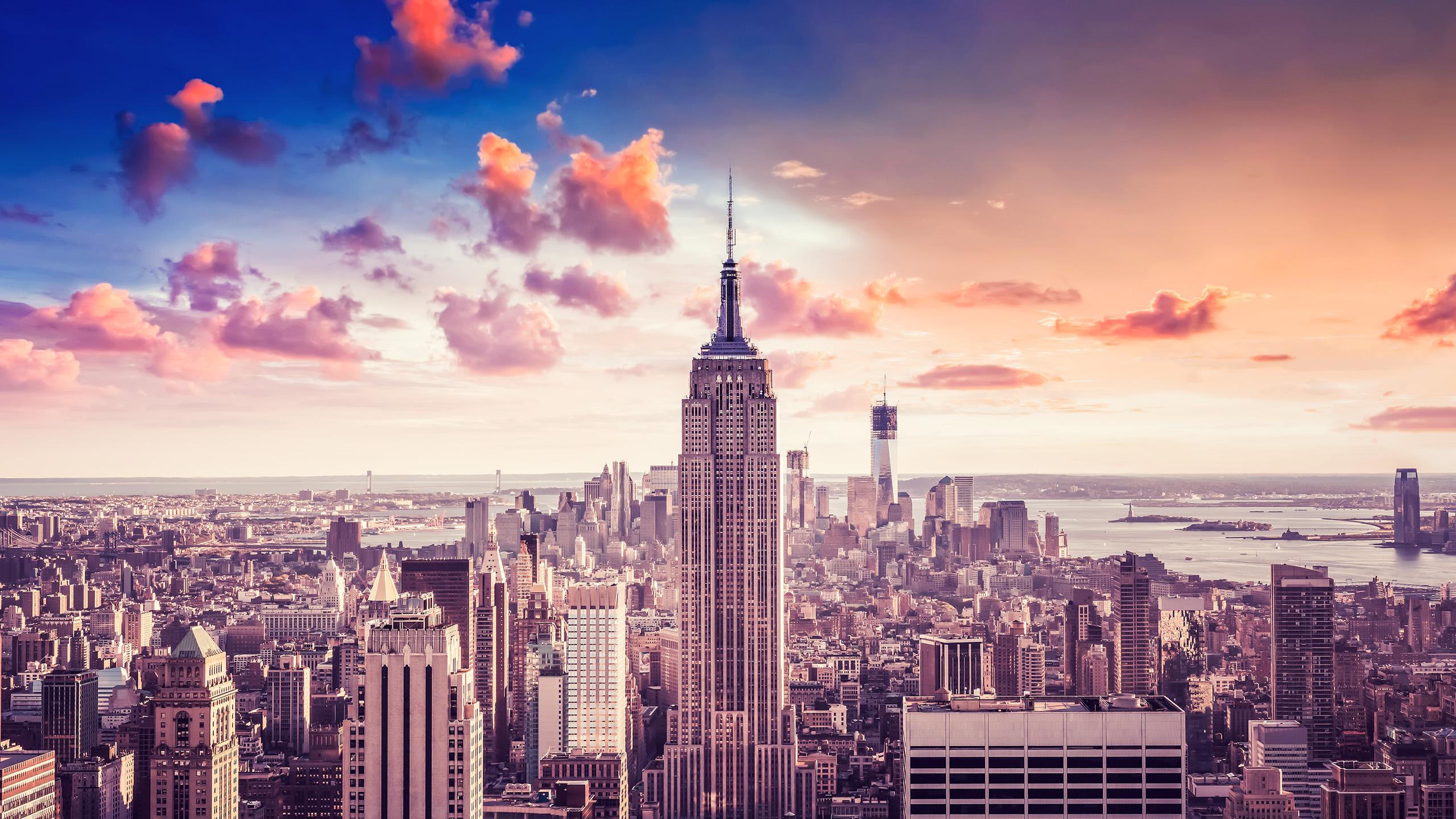 New York Wallpapers Best Wallpapers 2560x1440