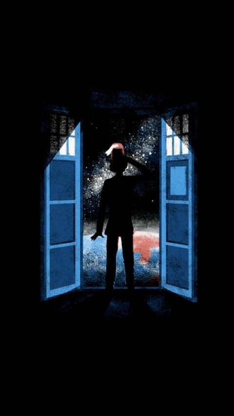Doctor Who iPhone 5 Wallpaper   Imgur Cell Phone Backgrounds 480x852