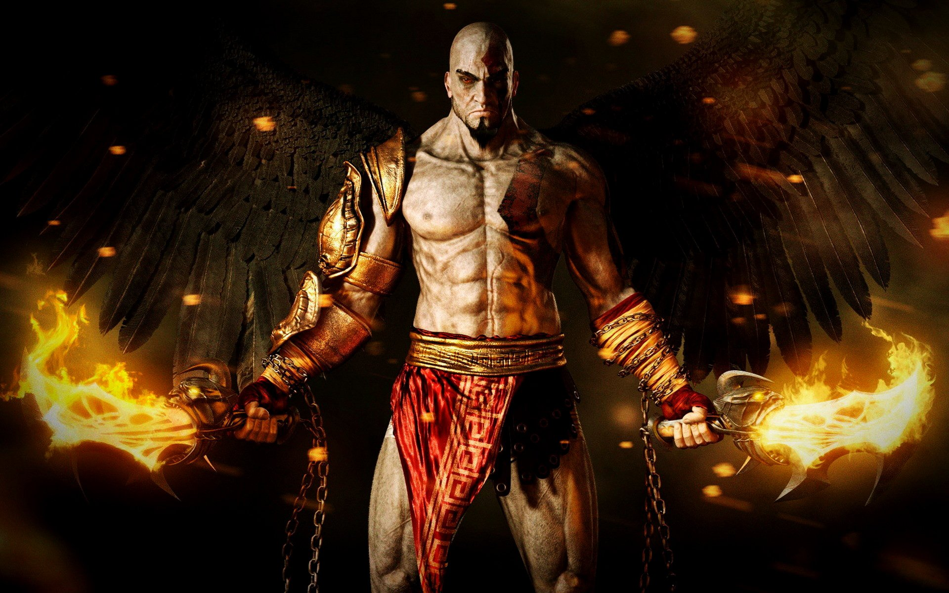 Download God Of War Ascension Wallpaper HD 1080p pictures in high 1920x1200