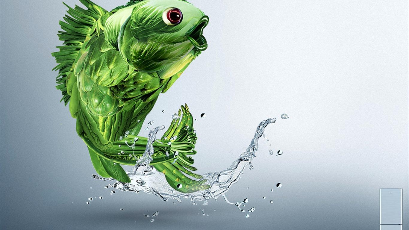 Creative Wallpapers Full Desktop Backgrounds 1366x768