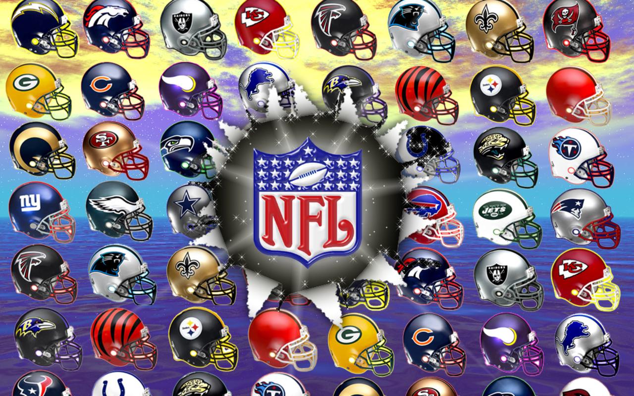 Free Download World 4photos Sports Nfl Team Logos Wallpaper Nfl