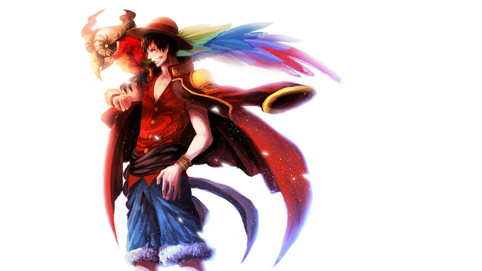 50 Monkey D Luffy Wallpaper Hd On Wallpapersafari