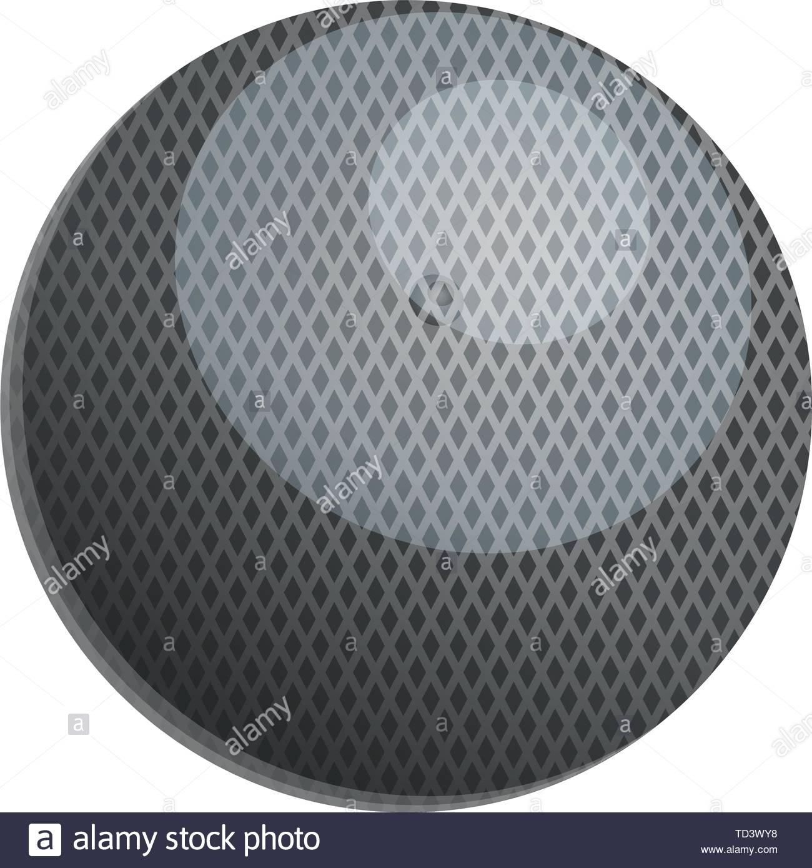 Croquet ball icon Cartoon of croquet ball vector icon for web 1300x1389