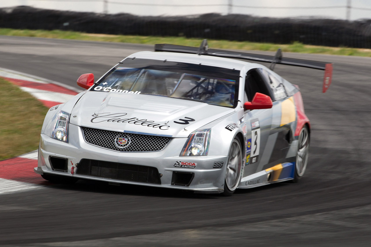Cadillac Racing World Challenge victory at Mid Ohio Photo Gallery 1280x853