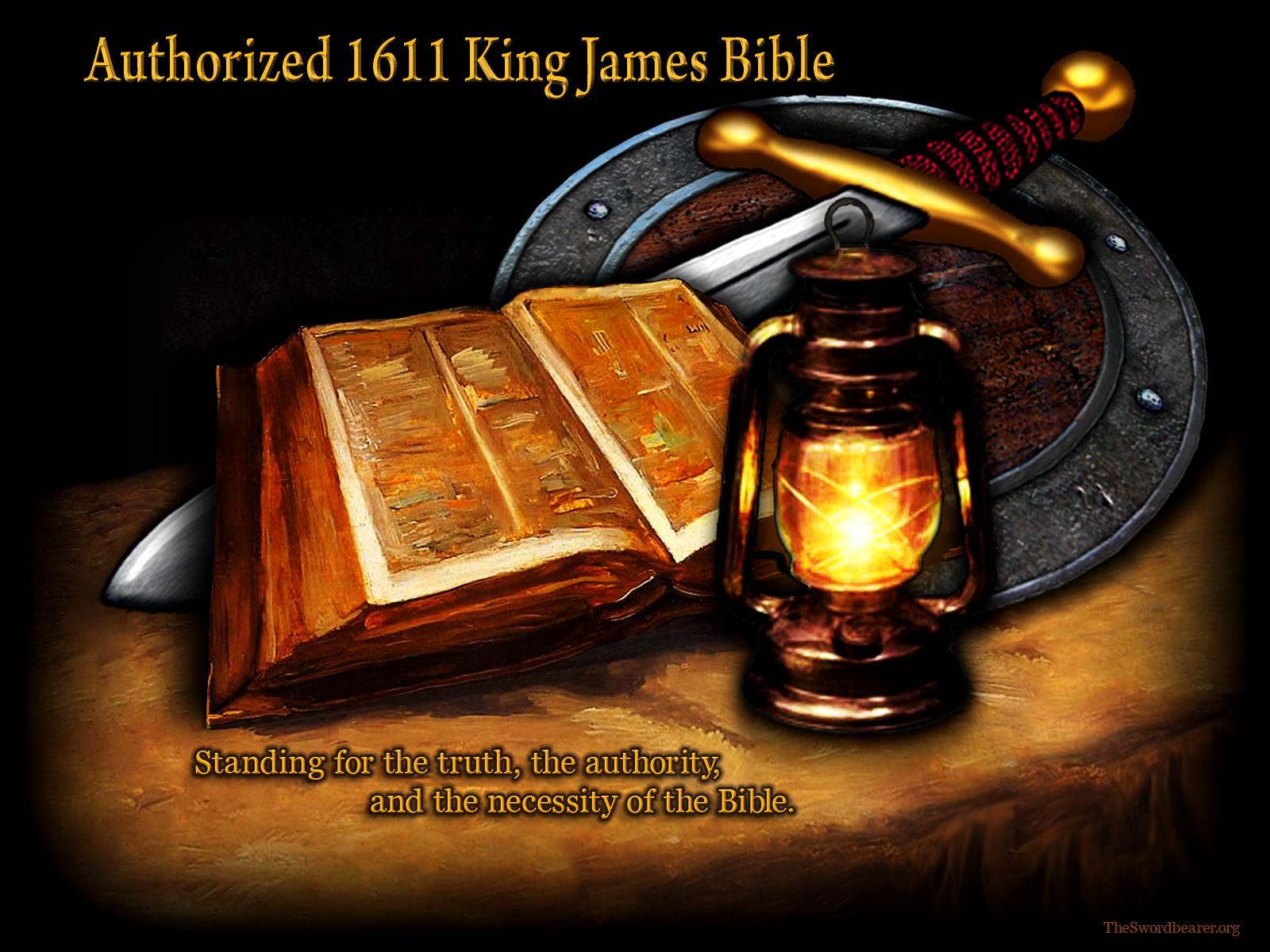 King James Bible wallpapers 1600x1200