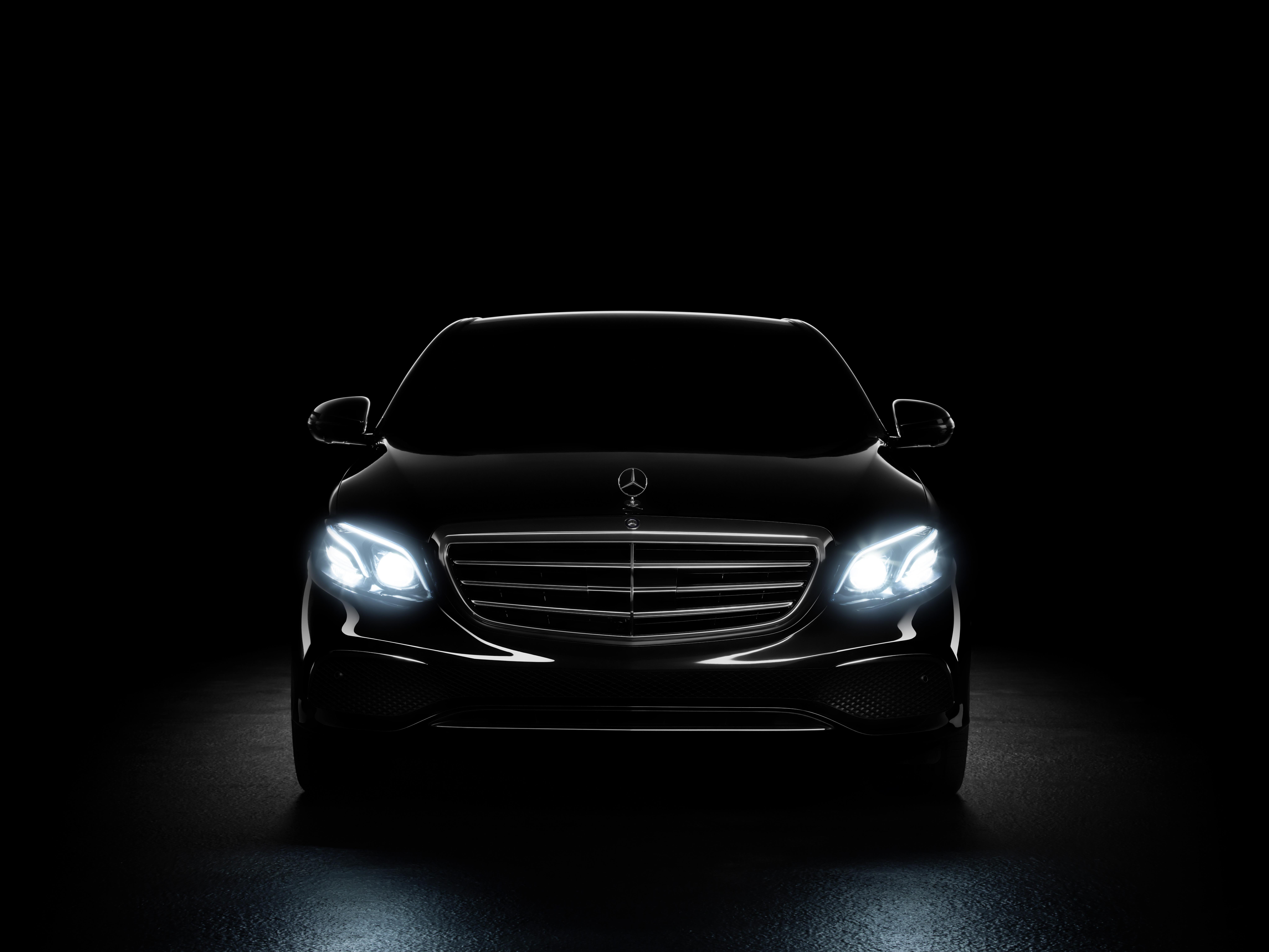 Mercedes Benz E Class Wallpaper