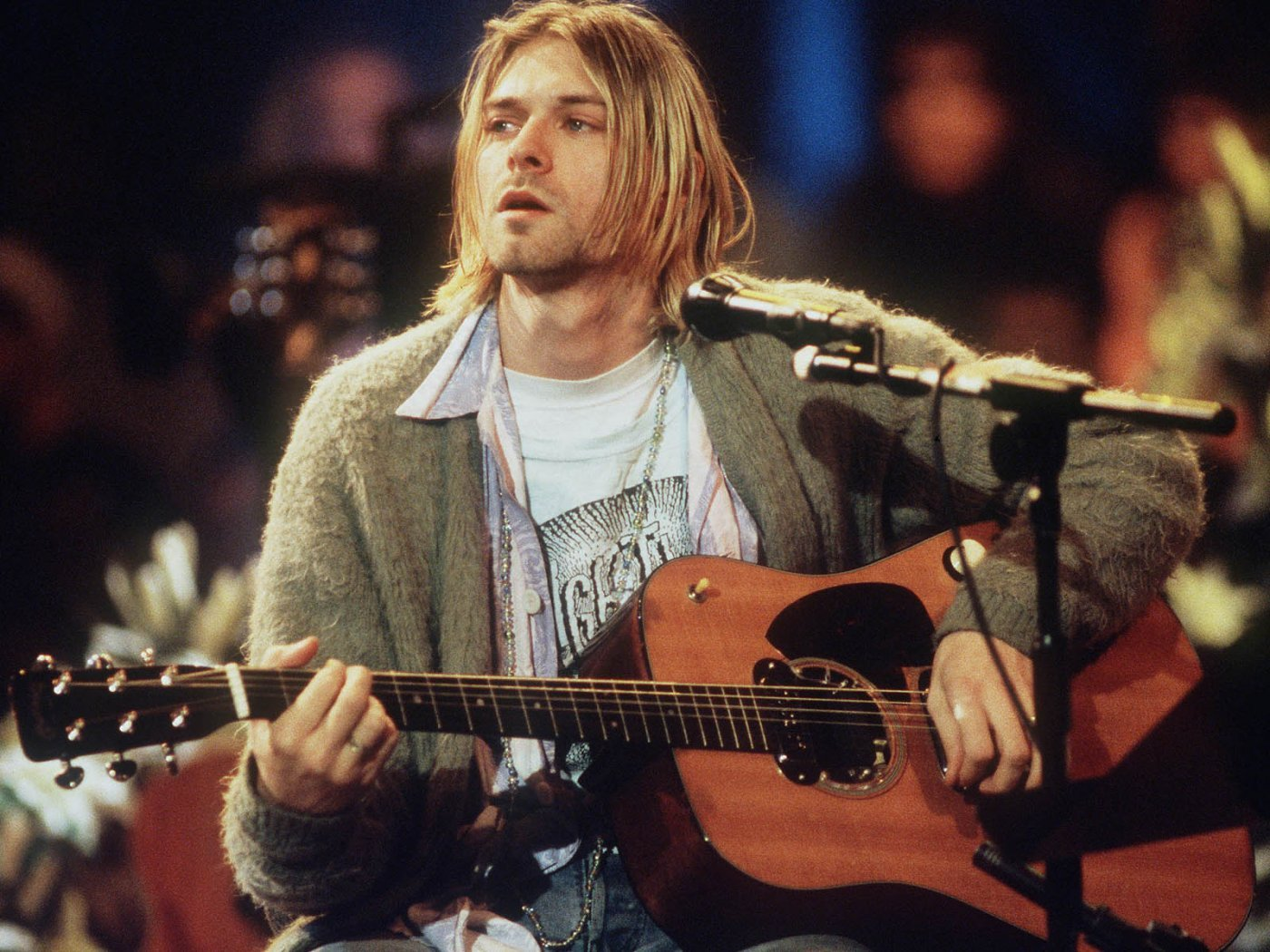 Kurt Cobain HD 1400x1050 Wallpapers 1400x1050 Wallpapers Pictures 1400x1050