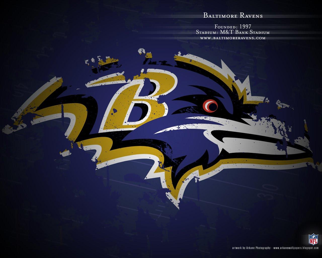 Arkane NFL Wallpapers Profile   Baltimore Ravens 1280x1024