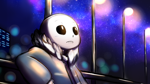 Undertale Sans wallpaper   image 4094994 by Bobbym on Favimcom 610x343