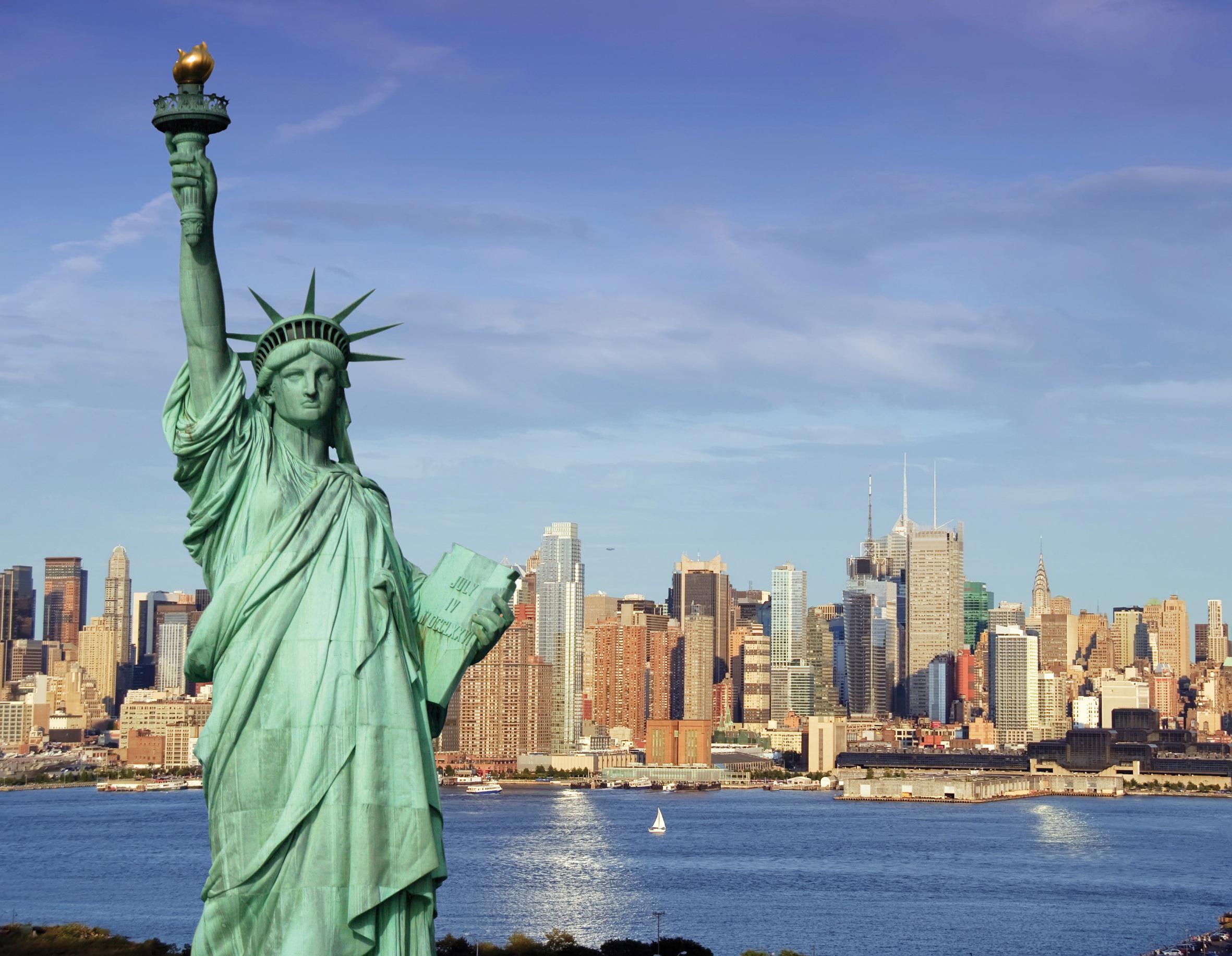 Statue Of Liberty Wallpaper 33436 HD Wallpapers Glefiacom 2362x1834