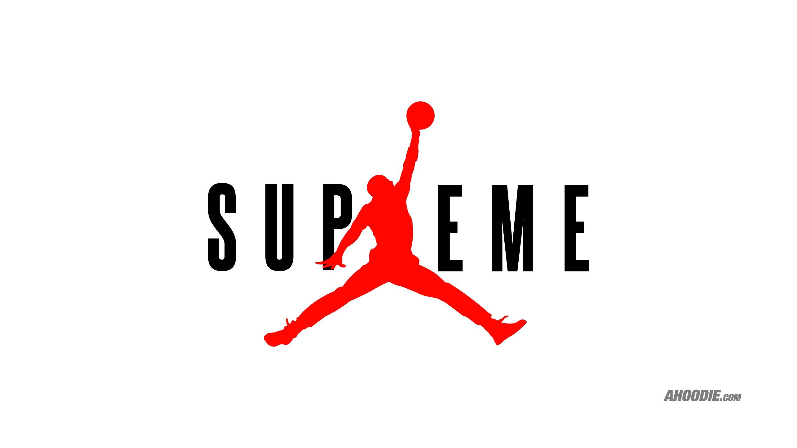 Ahoodie Supreme x Jordan 2560x1440