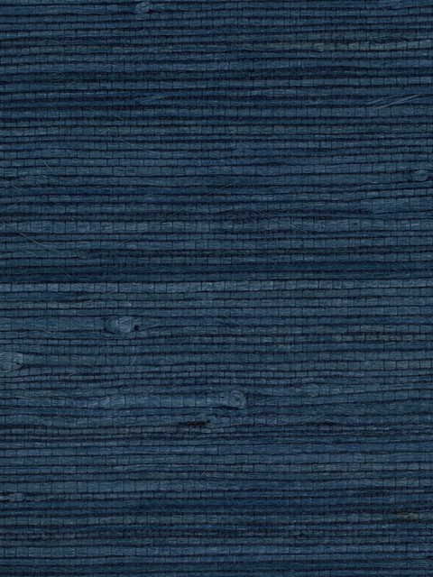 Blue grasscloth wallpaper wallpapersafari Temporary grasscloth wallpaper