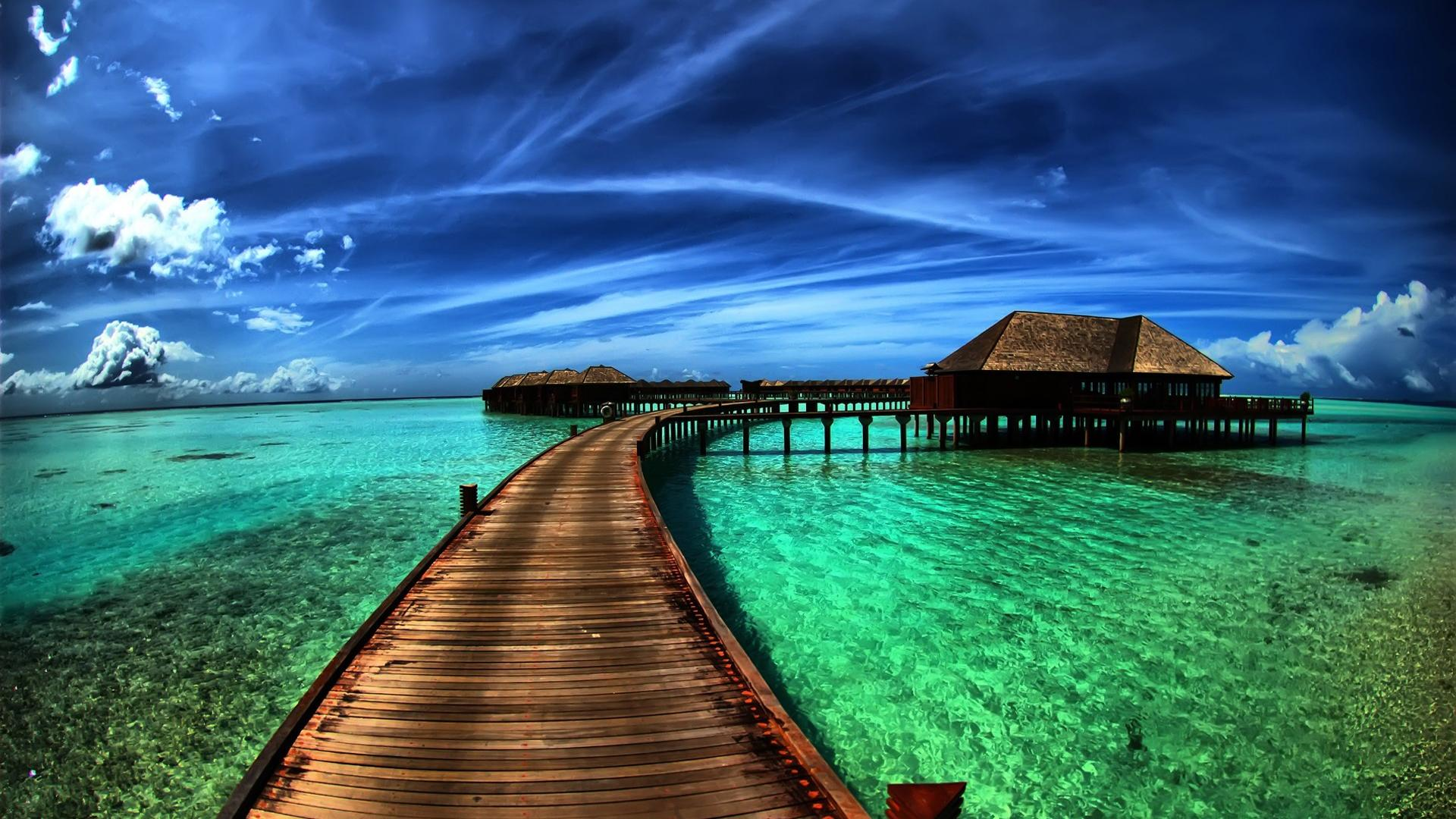 Maldives HD Wallpapers Desktop Backgrounds
