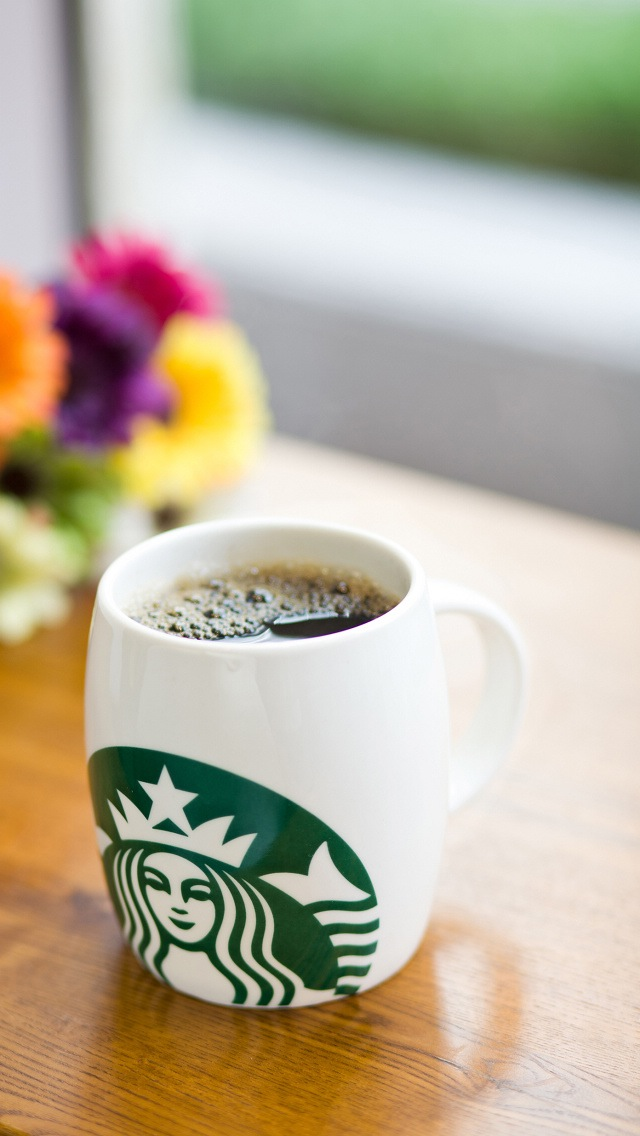 Free Download Starbucks Coffee Cup Wallpaper Iphone