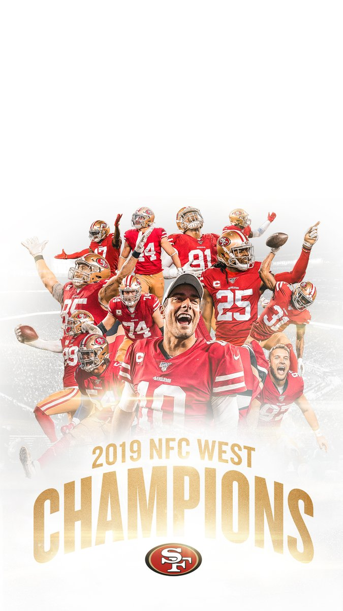 San Francisco 49ers on Twitter First WallpaperWednesday of 2020 675x1200