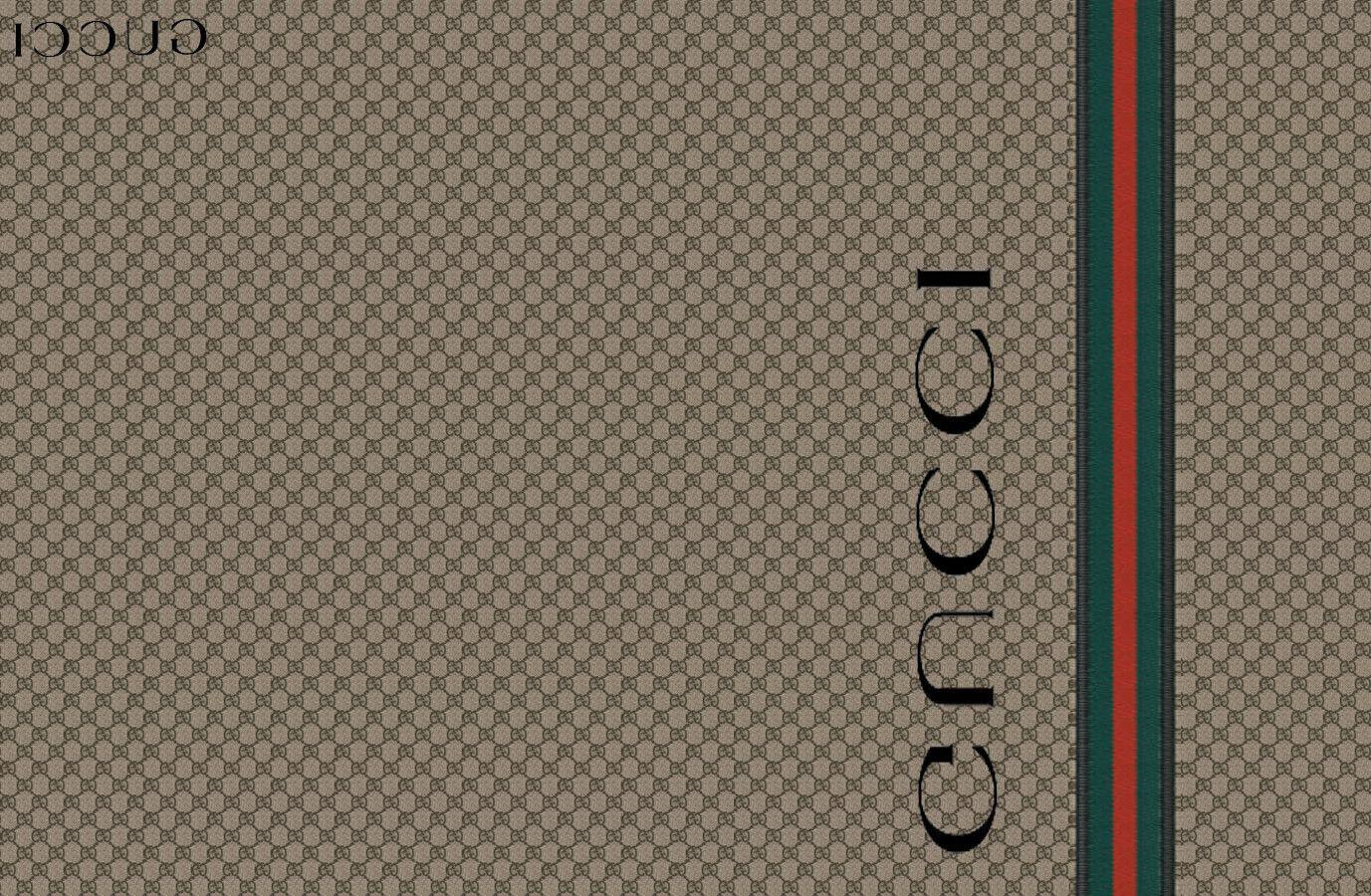 Gucci Logo Wallpapers 1377x900