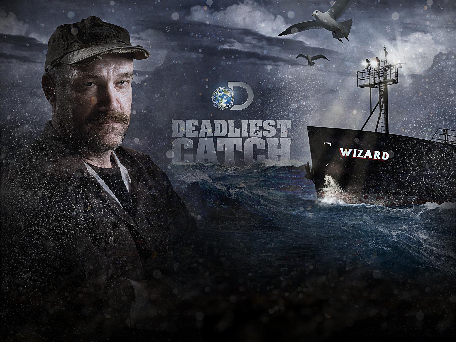 Deadliest Catch Raw Wizard Discovery Channel 1920x1440