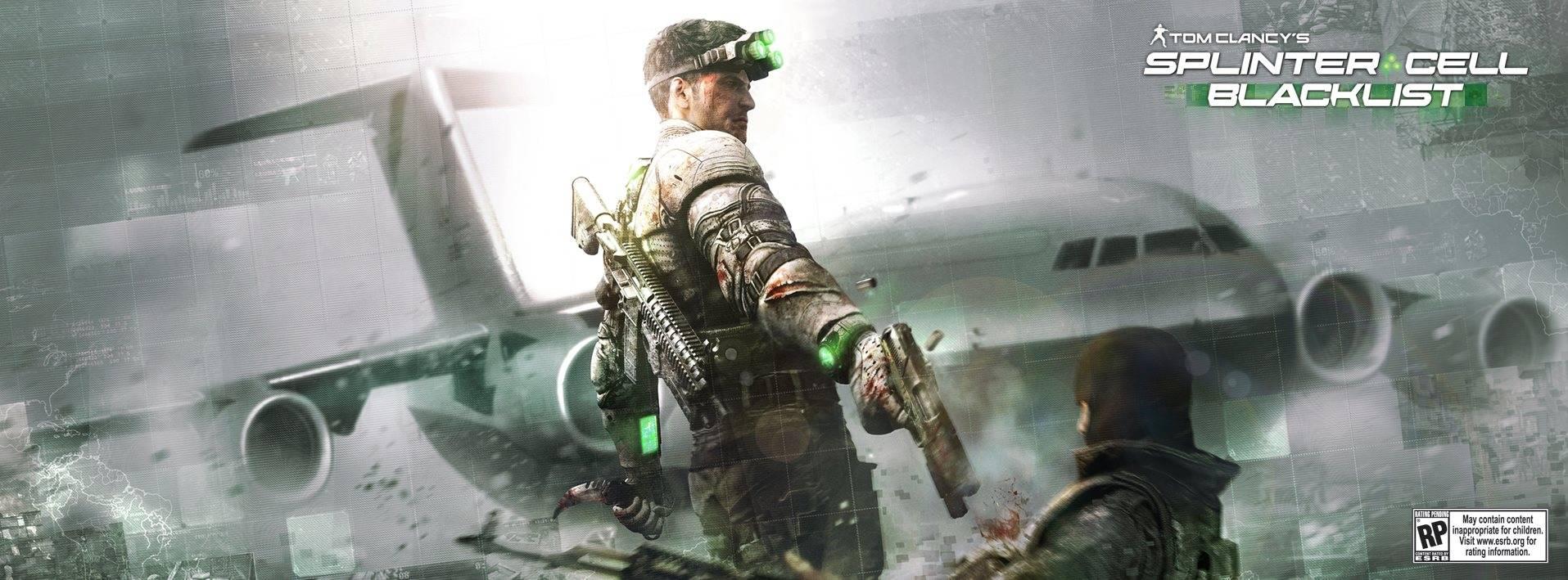 Splinter Cell Blacklist Wallpapers in HD GamingBoltcom Video Game 1915x709