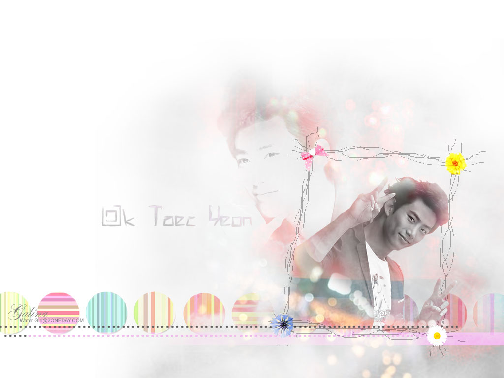 Taecyeon   2pm Wallpaper 30230406 1024x768