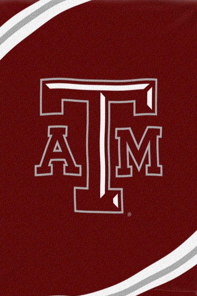 Download sport wallpaper Texas A M with size 640x960 pixels for 640x960