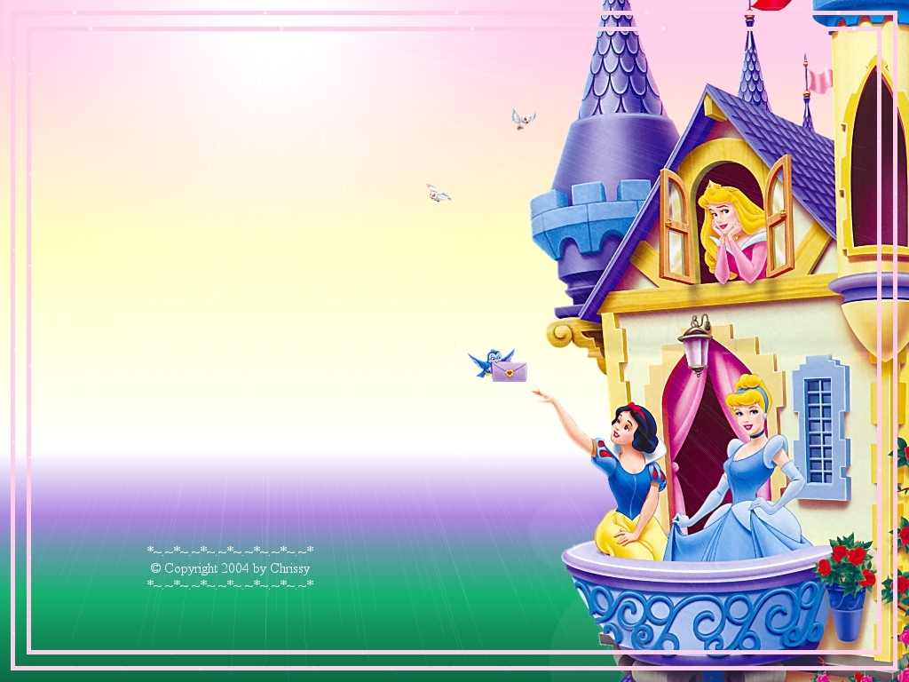 Disney Princess Wallpaper   Disney Princess Wallpaper 1024x768