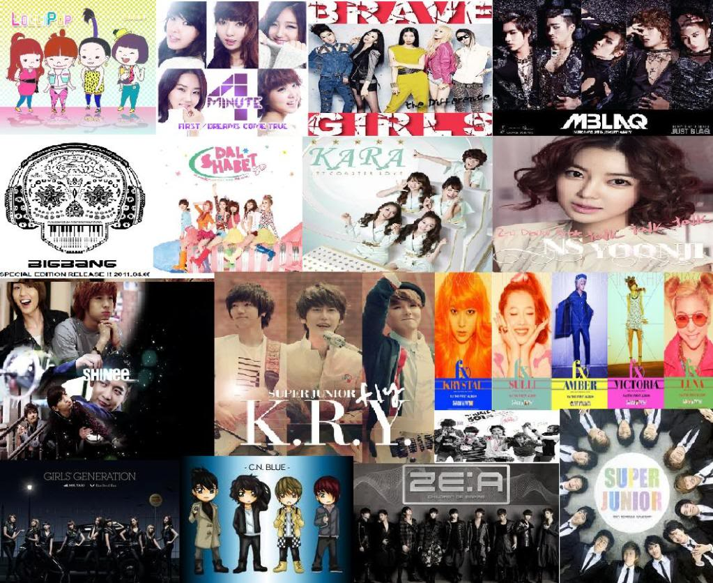 Kpop Wallpaper Kpop Desktop Background 1023x836