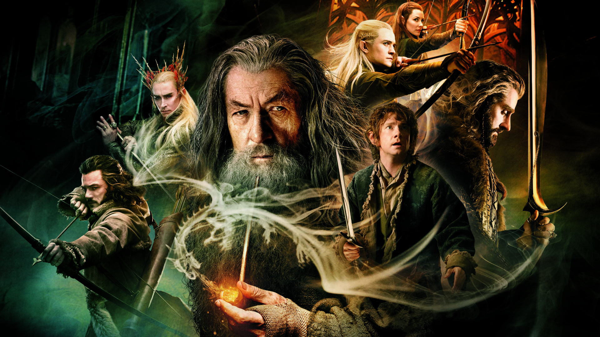 The Hobbit The Desolation of Smaug Wallpaper   Wallpaper High 1920x1080