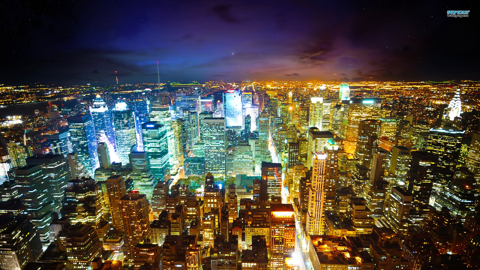 hdwallpaperspackin New York City HD Wallpapers Download 1080p 1600x900