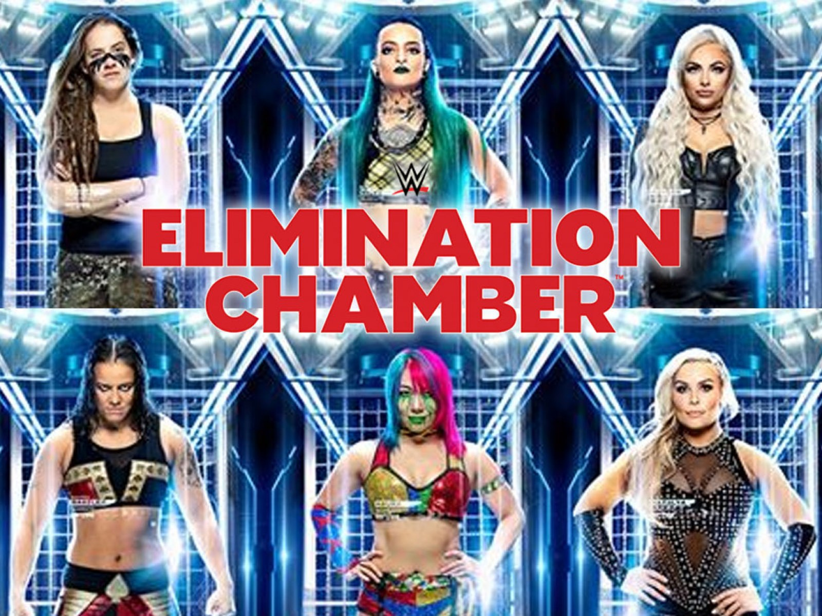 WWE Elimination Chamber 2020 Start Time and How to Watch Online 1600x1200