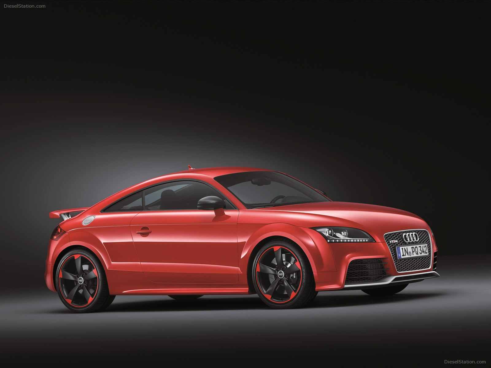 Audi TT RS Plus 2013 Exotic Car Wallpaper #03 of 50 ...