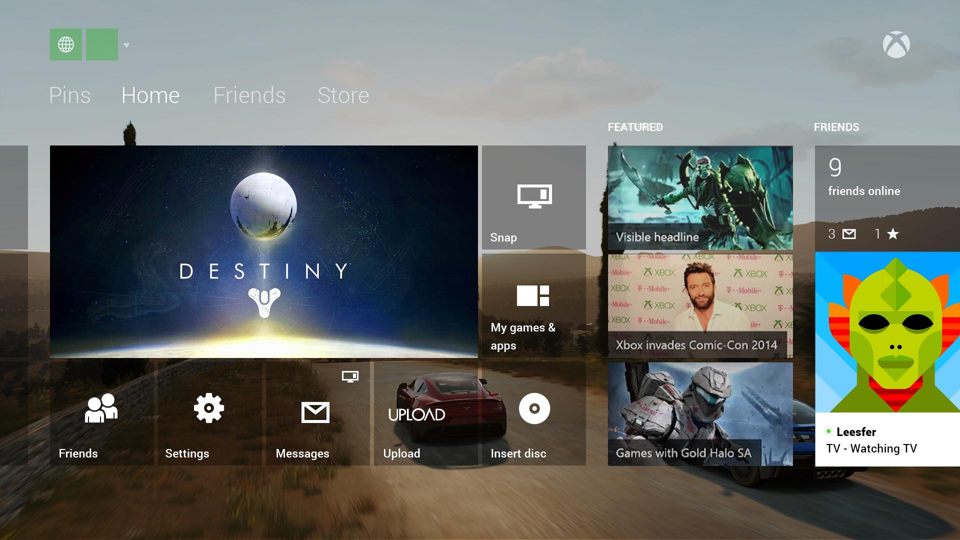 50 Xbox One Dashboard Wallpaper On Wallpapersafari