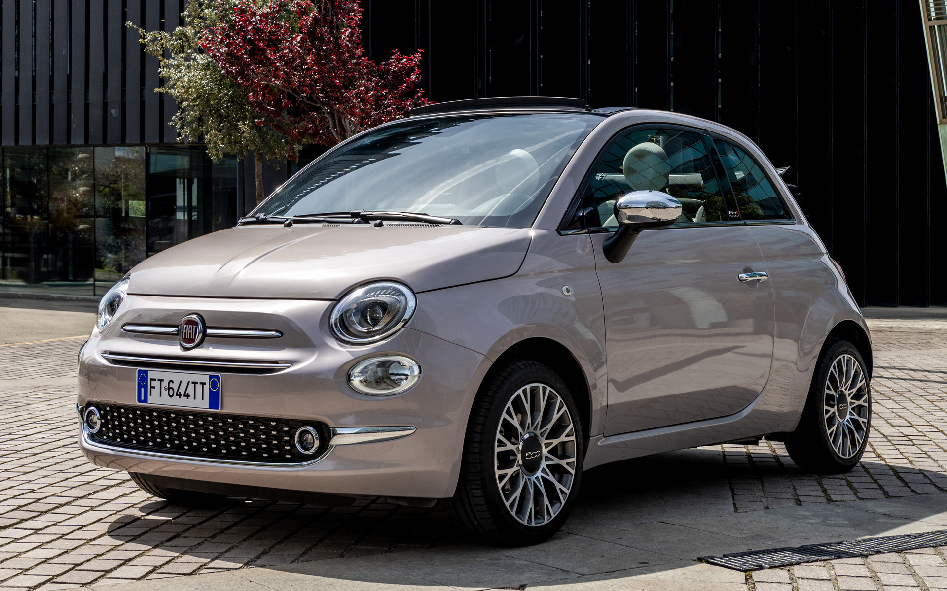 2019 Fiat 500C Star   Wallpapers and HD Images Car Pixel 1920x1200