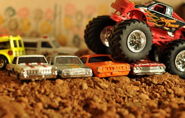 4x4 pickup pickup monster jam wallpapers photos pictures 596x380