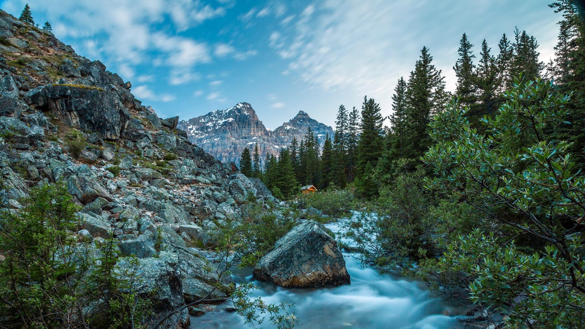 Rocky Mountain Wallpaper Desktop Wallpapersafari