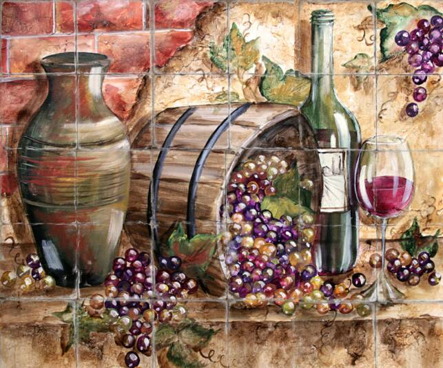 Kitchen Accessories Grapes Home Decoration Club 643x535