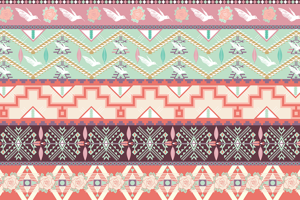 Free Download Aztec Print Wallpaper And So Are Aztec