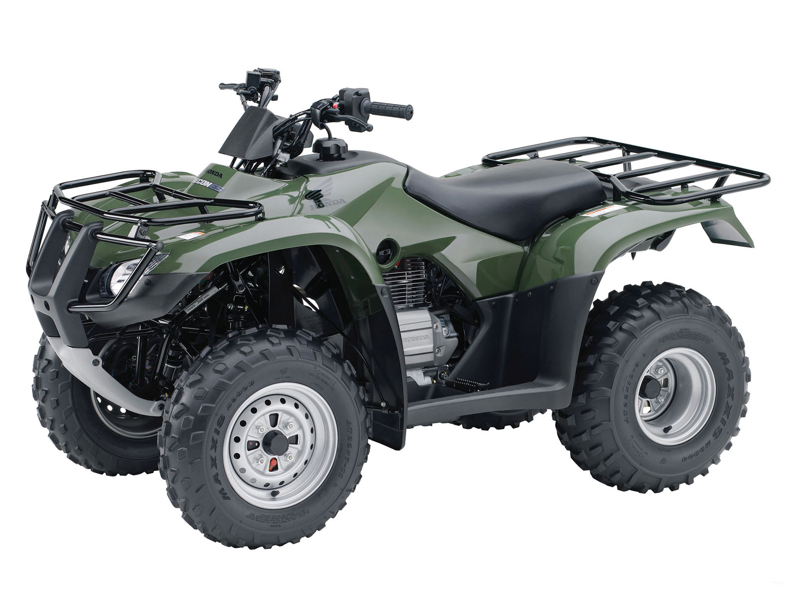 2009 HONDA Fourtrax Recon ES ATV Wallpapers 1600x1200