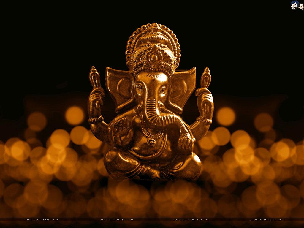 Lord Ganesha`s sacred idol 1024x768