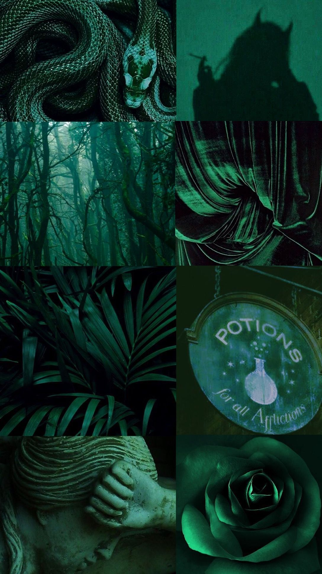 dark green aesthetic   wallpaper Cattails Melony DuPouir in 1088x1936