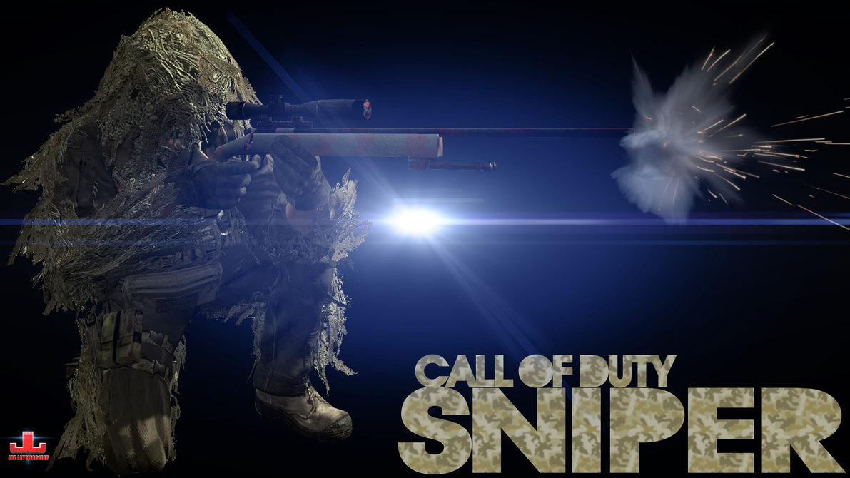 call of duty sniper wallpaper by jayjaybirdsnest 1191x670