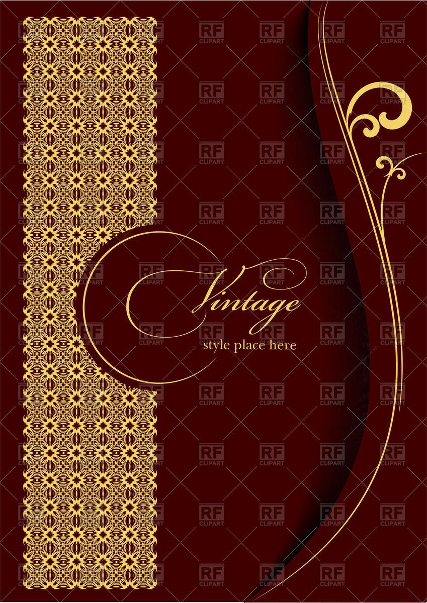 Burgundy and Gold Wallpaper - WallpaperSafari