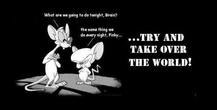 Pinky and the Brain Wa...